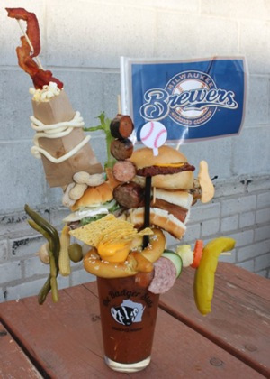 Eat & Drink Your Bloody Mary